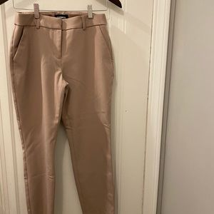 Express Light Pink ankle pant